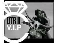 VIP TICKETS!!! Beyonce Jay Z OTRii Cardiff