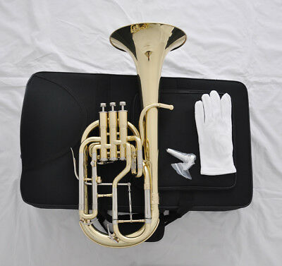 Musical Instruments & Gear Have An Inquiring Mind Saxhorn Alto Amati Aah211