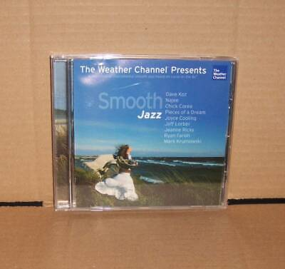 The Weather Channel Presents: Best Of Smooth Jazz by Various Artists CD (The Best Smooth Jazz)