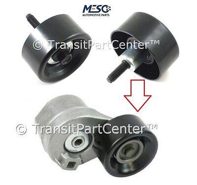 FAN BELT TENSIONER PULLEY FORD TRANSIT MK6 2000-2006 2.4 RWD