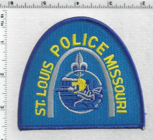 St. Louis Police (Missouri) 1st Issue Shoulder Patch