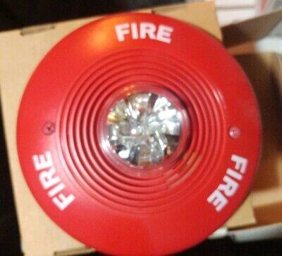 Pc2475 Spectralert Fire Alarm Hornstrobe Free Shipping New In The Box