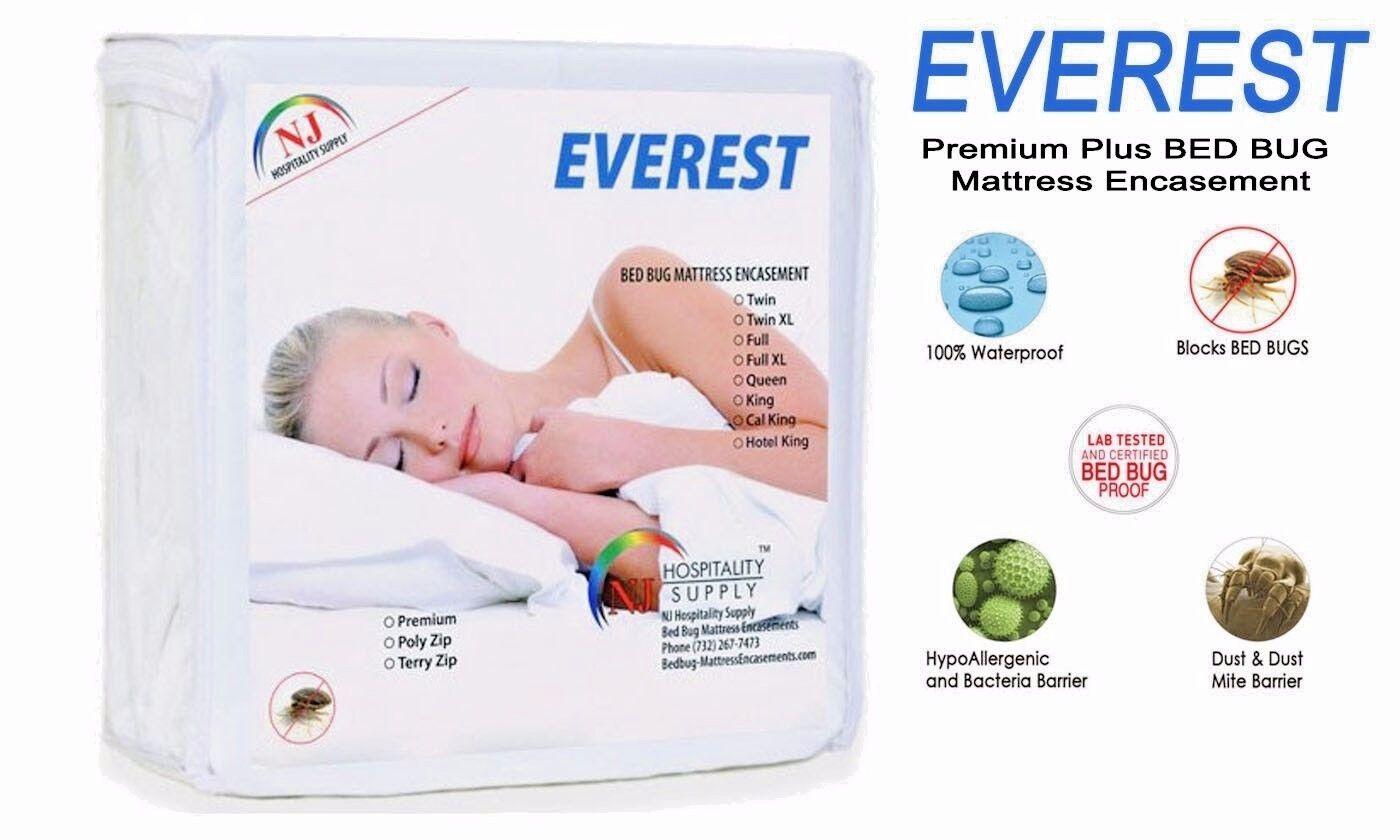 Everest SLEEPER SOFA Mattress Protector/Cover in Queen, Full