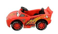 Disney Cars 3 Lightning McQueen Ride On Car Toy With 6V Battery And Charger