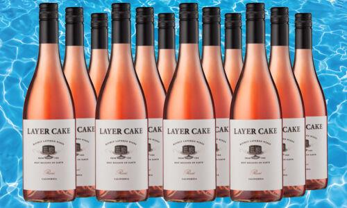 Layer Cake 2018 Rose 12 Bottle Pack 750mL