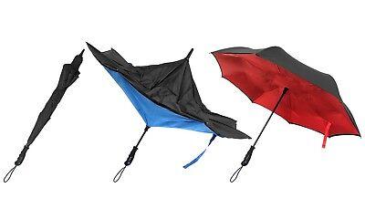 Better Brella - Original Umbrella w Reverse Open Close Technology -As Seen on