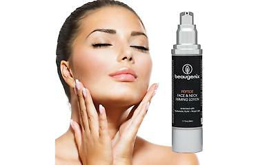 Beaugenix Age-Defying Peptide Face & Neck Tightening & Firming Lotion 1.7 fl -