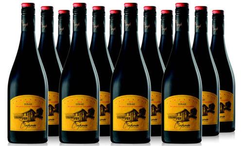 Clayhouse 2012 Red Cedar Vineyards Syrah 12 Bottles