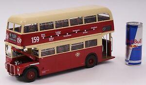 2917 Sunstar 1:24 Diecast Routemaster London Bus 159 RM6-VLT6 AEC Modelzone New