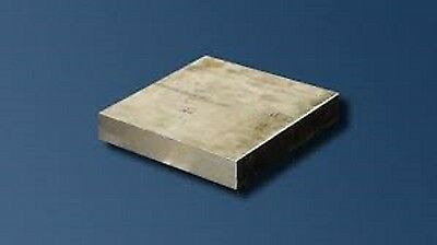 Alloy 304 Stainless Steel Bar Plate - 4 12 X 4 12 X 4 34 Long 1d7