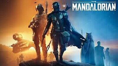 2ND SEASON,THE MANDALORIAN,2 DVD,8 EPISODES