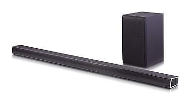 LG SH7B 360W 4.1 channel Wi-Fi Streaming Sound Bar with Wireless Subwoofer