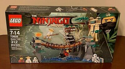 LEGO The Ninjago Movie Master Falls 70608, Brand New