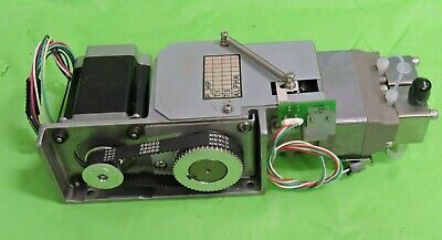 Shimadzu Vp-series Hplc Solvent Delivery Pump With Heads Sensor Pcb 228-39064