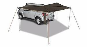 Foxwing 4wd Awning with Tapered Zip Extensions and Floor Cook Belconnen Area Preview