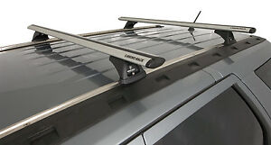 Rhino Pair of Vortex Roof Racks Ford Territory SY - SZ 04/04 On