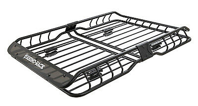 (Rhino Rack - XTray Large Roof Mount Cargo Basket - RMCB02)