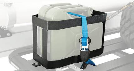 Rhino-Rack Vertical Jerry Can Holder