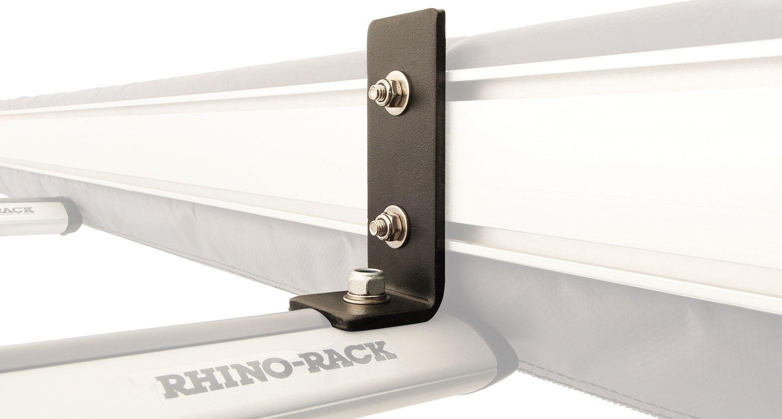 Rhino Roof Rack Universal Awning Mounting Bracket Kit