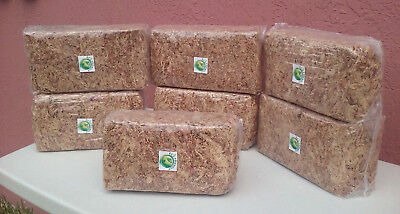 Sphagnum moss, 150 gr (12 L), AA+ pack, ideal bed for reptiles/amphibians.