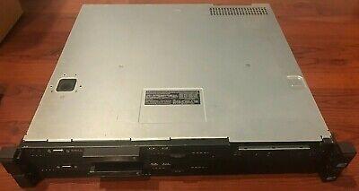 Dell Poweredge R210 1U Server - X3430 Xeon Processor 2.4GHz 2Gb 250GB