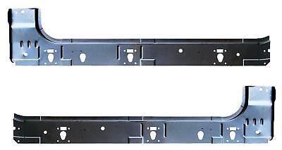 Inner rocker panel Front Door 99-16 Ford Super Duty Super Cab-PAIR (Inner Rocker Panel)