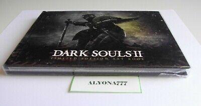 Dark Souls II 2 ART BOOK Hardcover LE  Xbox 360 / PS3 / Xbox One / PS4 -- *NEW* comprar usado  Enviando para Brazil