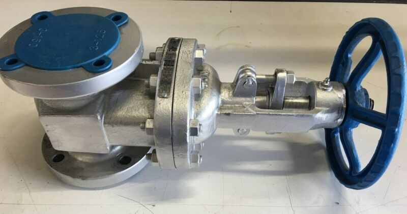 "BRAND NEW! 3"" DSI 37XUF 150# CS Gate Valve"