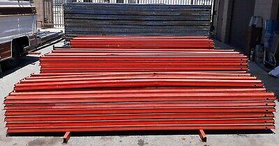 Pallet Racking Cross Beams 132 X 4 Orange Shelves Shelving