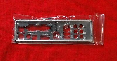 Asus P5B I/O Shield Motherboard Backplate BRAND NEW, used for sale  Shipping to United Kingdom