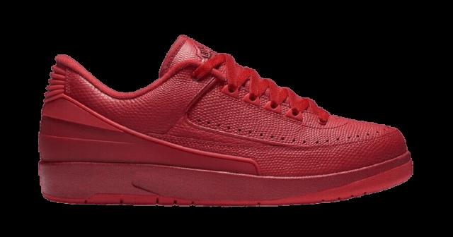 Jordan 2 Red Sneaker