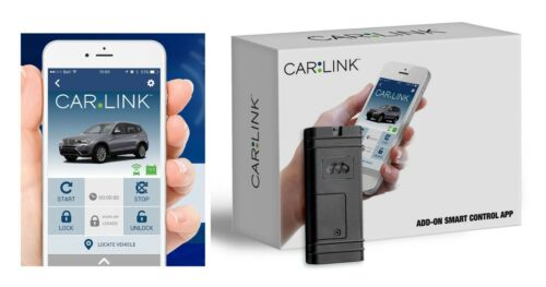 Code Alarm ASCL6 CarLink- Add On Smartphone Control Module Through App
