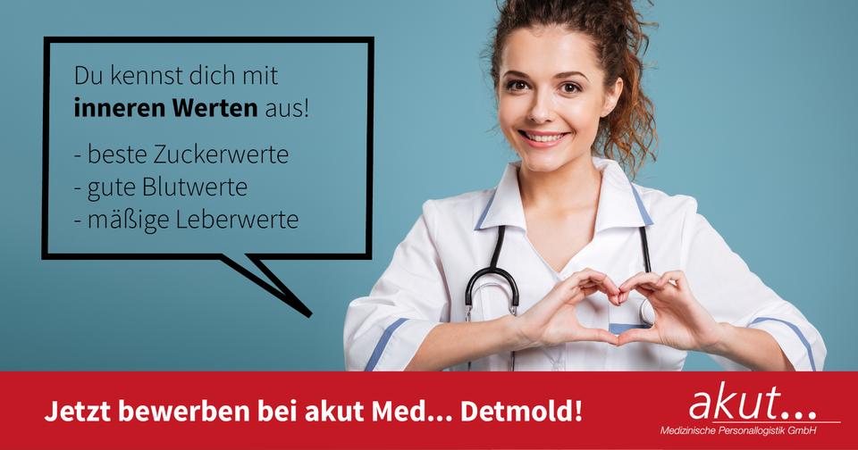 Gesundheits- und Krankenpfleger (w/m/d) in Bad Essen