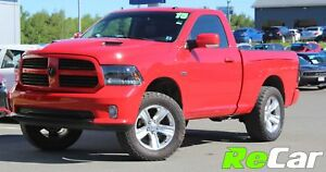 2015 RAM 1500 Sport 4X4 | BACK UP CAM | ALPINE AUDIO