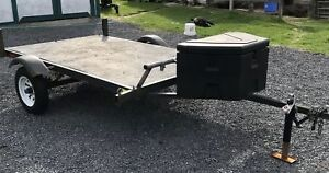 ATV / Motorcycle trailer for Sale