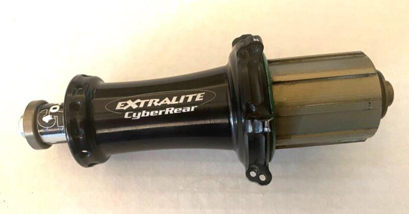 Extralite Ultra Cyber rear hub 24