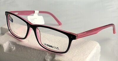 Victorious V418  Pink 52-15-135 Women's Eyeglass Prescription frames (Prescription Eyeglass)