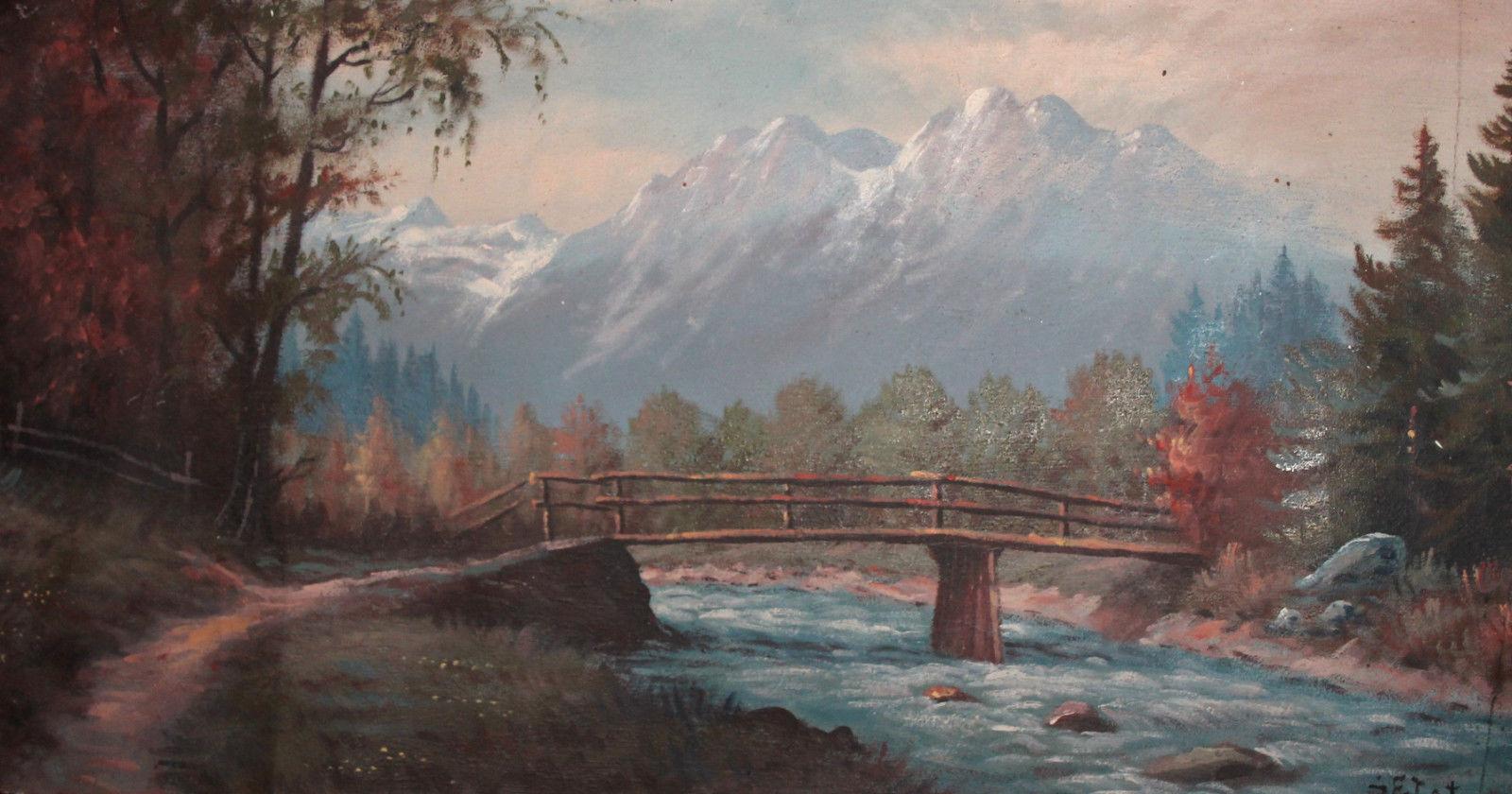Landscape Paintings For Sale Ebay