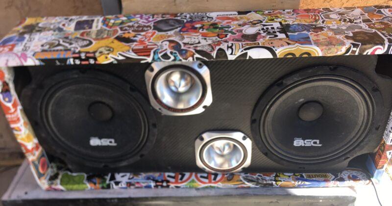 chuchero Speaker Box
