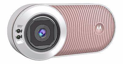 MOTOROLA Full HD Dash Cam Rose Gold MDC100 with 2.7 Inch Display (B 6257565 DCM)