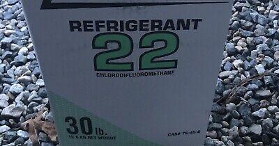 R22 Refrigerant 30lb. Sealed