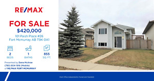 Single Family Home for Sale in Timberlea!