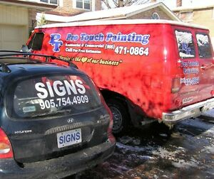 Vehicle Graphics / Vinyl Stickers / Decals for Business or Fun