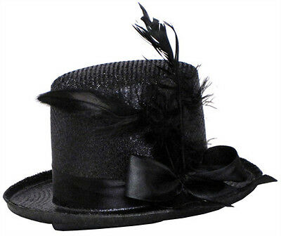 Top Hat On Headband Mini Top Hat Dancers Top Hat Recital Mini Glitter 24610