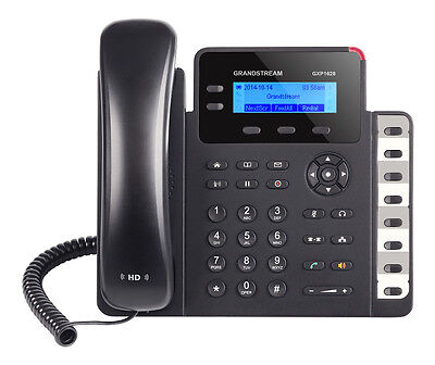 Grandstream GXP1628 Enterprise HD SIP / VoIP IP PoE Phone
