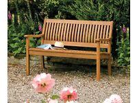 Hardwood Wooden Garden Bench