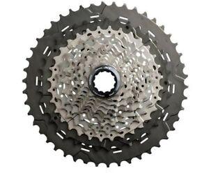 NEW Shimano XT CS-M8000 MTB Bike Cassette Sprocket 11-46 11 Speed Lock Ring