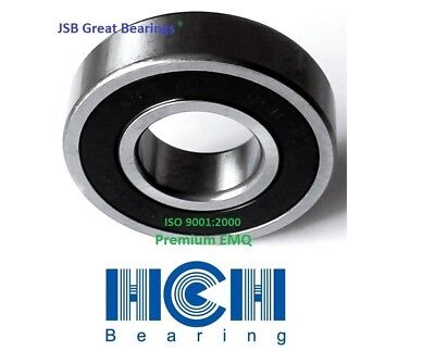 6306-2rs Premium Emq Hch 6306 2rs Seal Bearing 6306 Ball Bearings 6306 Rs Abec3