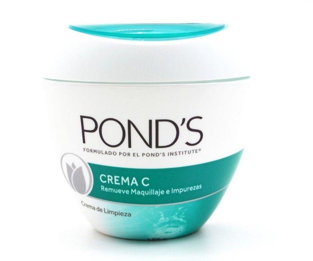 Pond's Original Cleansing Cream C Makeup Remover 185g / 6.53