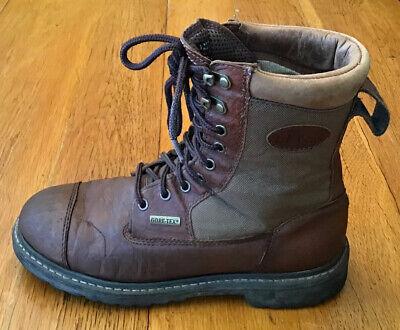 LL Bean Goretex Upland Hunting Boots-Kangaroo-Mens US Sz. 8 M(Women's 10)-NICE! Kangaroo Hunting Boot